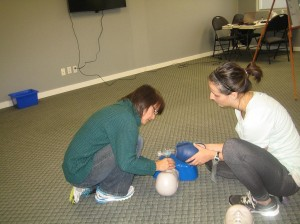 "workplace approved CPR ""C"" Re-Certification Courses in Toronto"