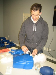 "St Mark James CPR ""C"" and AED Courses in Toronto, Ontario"