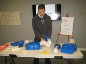 workplace approved CPR and AED Courses in Toronto