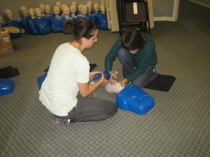 St Mark James CPR HCP Re-Certification Courses in Toronto