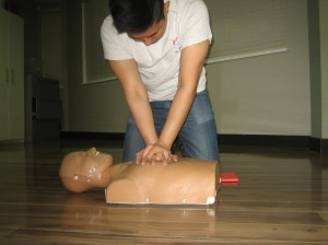 "St Mark James CPR ""A"" and AED courses in Toronto, Ontario"