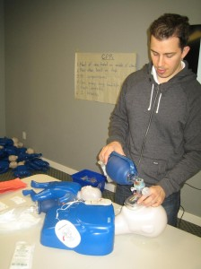 "St Mark James CPR ""HCP"" and AED Courses in Toronto, Ontario"