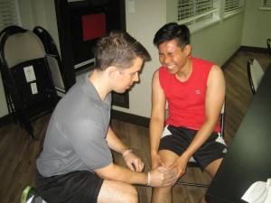 Knee dislocation