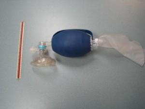 Bag Valve Mask for healthcare provider CPR